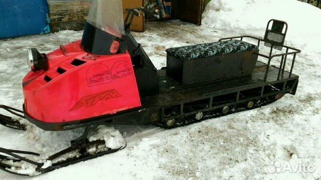 лодка снегоход цена