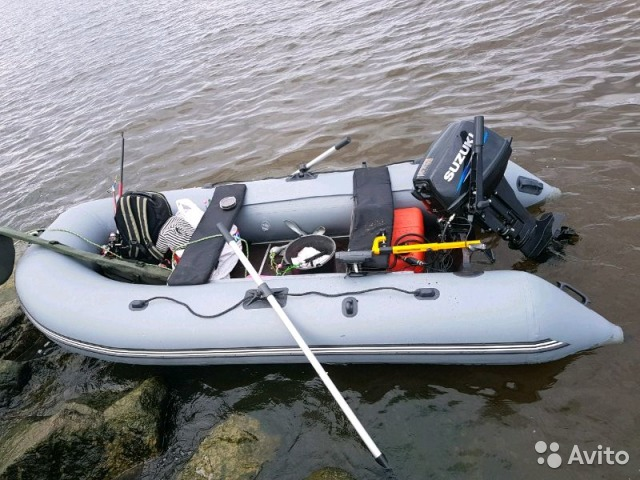 продажа моторов для лодки спб