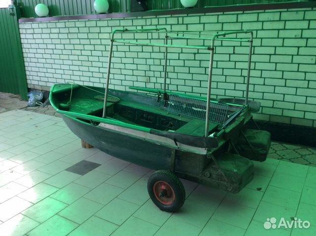 продажа лодок в тюмени ерш