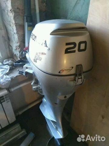 мотор для лодки хонда в екатеринбург