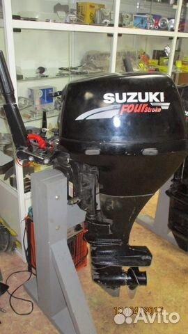 лодочные моторы suzuki купить в томске