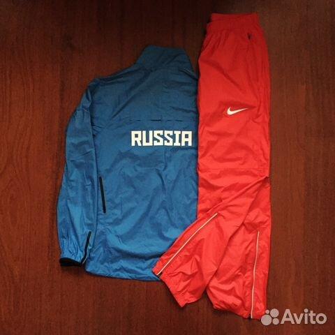 3f4835ee Спортивный костюм nike Сборной России (летний) | Festima.Ru ...
