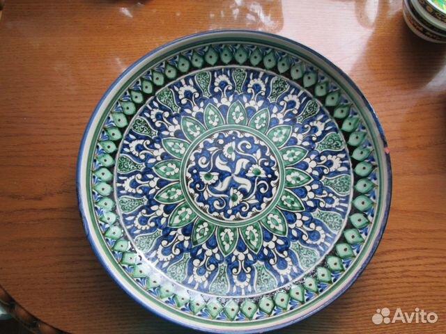 Тарелка для плова узбекская купить в москве