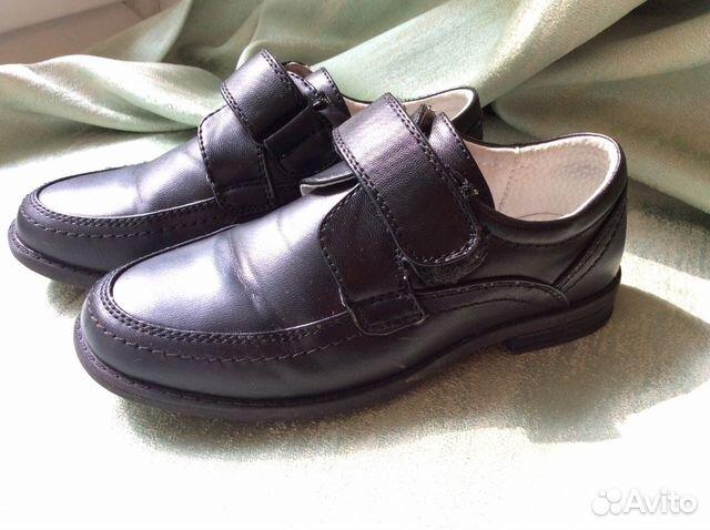 a217a23d6981b Полуботинки туфли чёрные 30 р на праздник в школу купить в Москве на ...