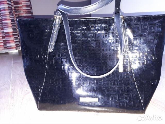 08bacd44ae1d Женская сумка Tommy Hilfiger купить в Санкт-Петербурге на Avito ...