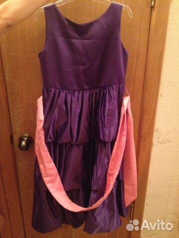 d9169abdb00 Нарядное платье для девочки-подростка купить в Москве на Avito ...
