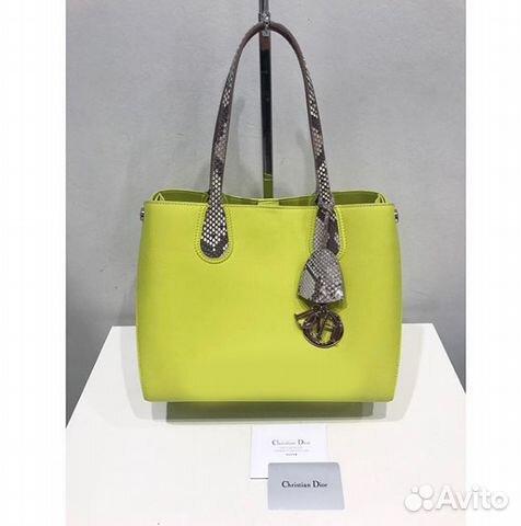 99ea25a25630 Сумка Christian Dior новая, оригинал купить в Санкт-Петербурге на ...