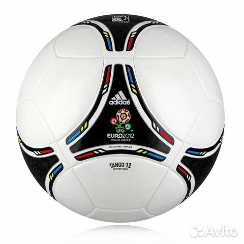 Футбольный мяч Adidas Euro 2012 купить в Санкт-Петербурге на Avito ... a98394cf65905