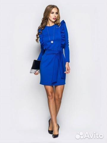 Molegi -Новое платье.Романтичное платье с оборкой 89877044030 купить 1
