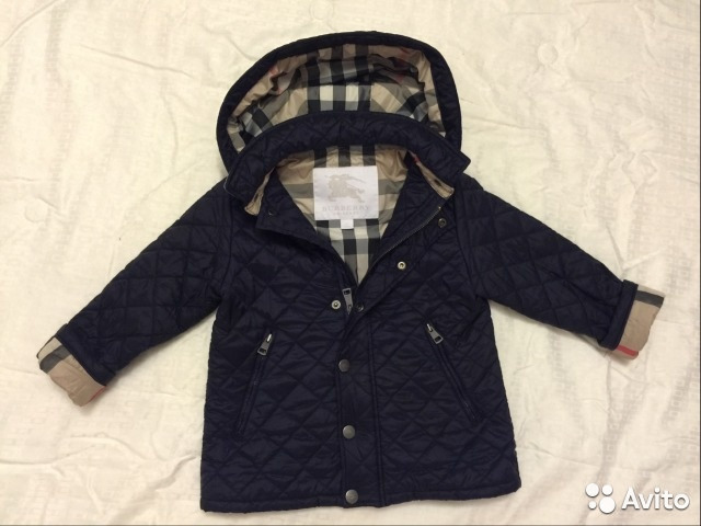 Куртка Burberry   Festima.Ru - Мониторинг объявлений ca39d9d3d01