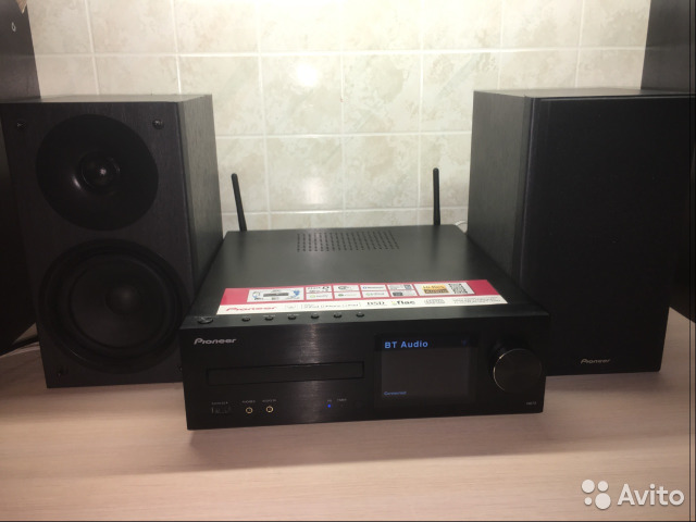 ec8515816746 Pioneer x-hm72 Hi-Fi муз центр с wi-Fi и DSD   Festima.Ru ...