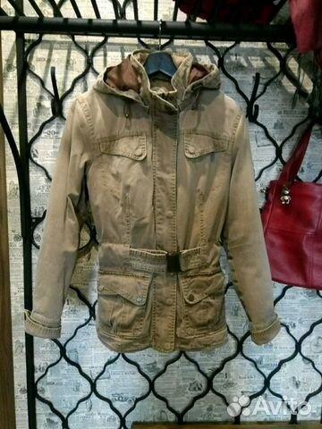 Демисезонная куртка FinnFlaer d541eef434580