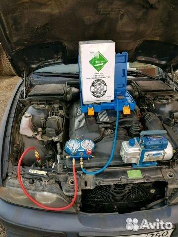 Оборудование для Заправки  автомобильногокондиционера