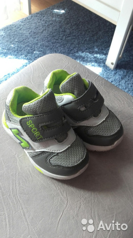 e142c678 Кроссовки на мальчика 21 размер купить в Санкт-Петербурге на Avito ...