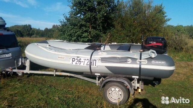 Мотор для лодки в абакане