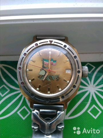 Rongqi часы механические стоимость красные