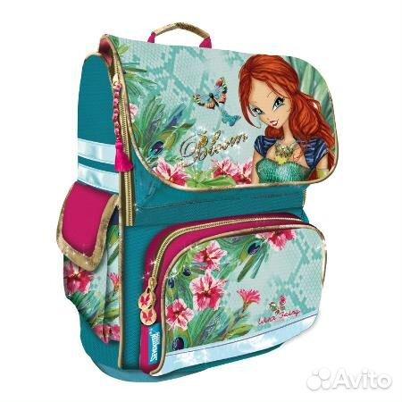 d27068a604db Для школы портфель рюкзак Winx Fairy купить в Москве на Avito ...