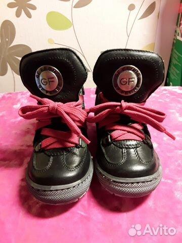 4a3e2b8b0 Брендовые ботинки GF Ferre | Festima.Ru - Мониторинг объявлений