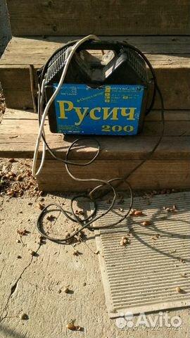 Сварочный аппарат русич 200 купить сварочные аппараты эсаб ребел видео