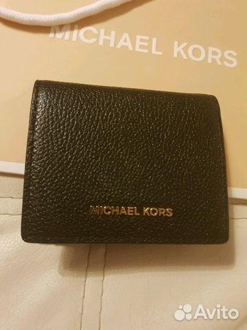 e8ea55d29b1d Кошелек Майкл корс оригинал Michael Kors купить в Москве на Avito ...