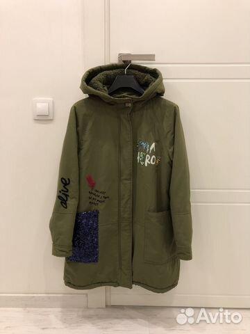 1551099a9f6 Парка Zara весна-осень купить в Республике Чувашия на Avito ...