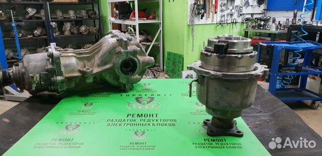 Муфта полного привода nissan x-trail Восстановленн купить в Москве