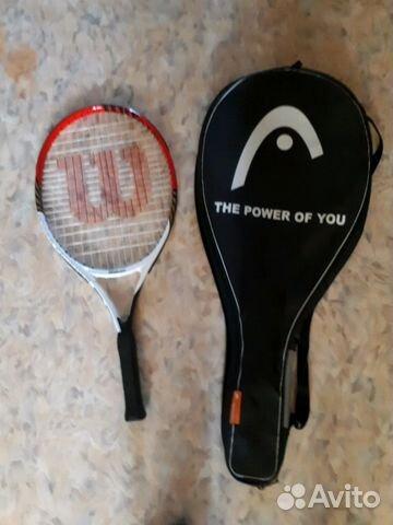 Ракетка для большого тенниса(детская)  adf8c9b6adf14