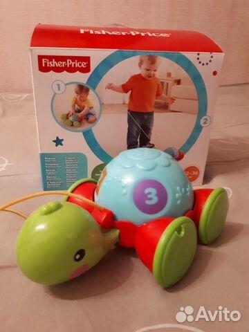 Игрушки Fisher Price 89134344301 купить 2