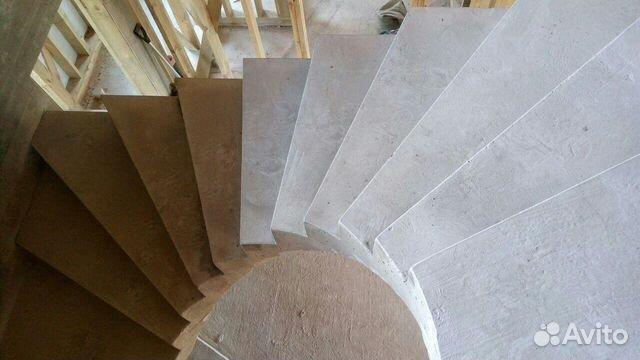 Монолитная лестница 89872957795 купить 2