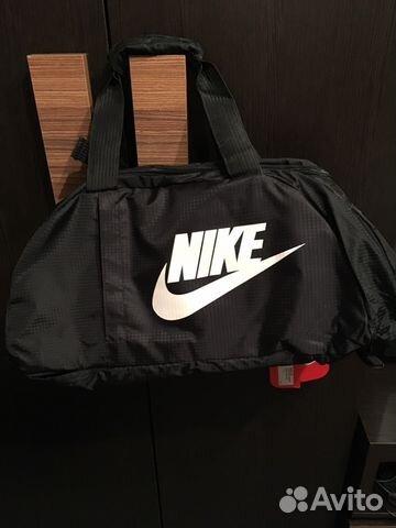 6bbf0a9a2e9d Спортивная сумка трансформер, рюкзак Nike | Festima.Ru - Мониторинг ...