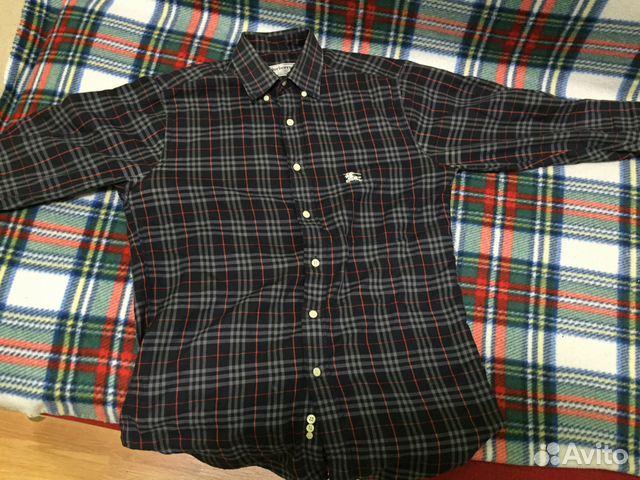 9d1b1865222f Рубашка Burberry купить в Санкт-Петербурге на Avito — Объявления на ...