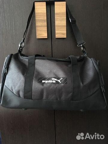 da27d90ac3d3 Спортивная сумка Puma | Festima.Ru - Мониторинг объявлений