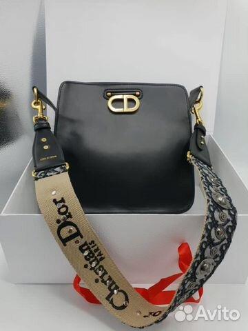 Женская сумка Christian Dior CD купить в Москве на Avito ... 4a15dac80dd1c