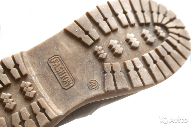 Ботинки зимние 38 размер 89141948510 купить 3