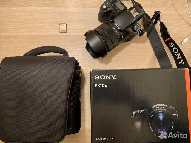 Sony rx10m4 - идеальное состояние, гарантия
