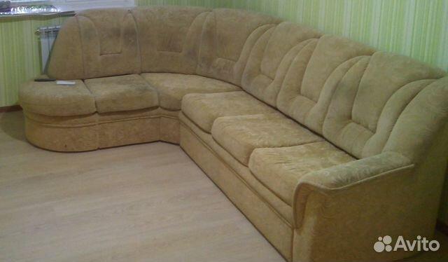 продаю большой раскладной диван из 3 х частей купить в краснодарском