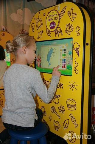 детские игровые автоматы в уфе