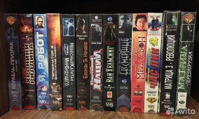 Классика 2000-х видеокассет