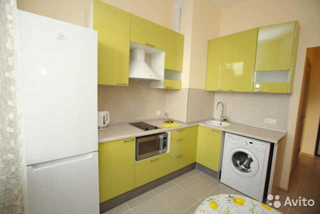 1-room apartment, 36 m2, 14/20 floor. buy 2