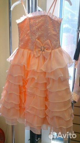 adc3a534752 Детское бальное платье купить в Москве на Avito — Объявления на ...