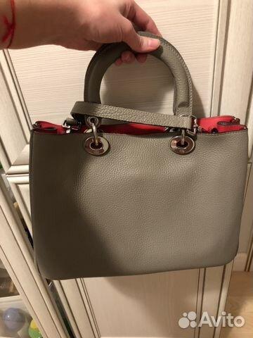 280a6659906d Сумка Dior, Diorissimo Bag, middle купить в Москве на Avito ...