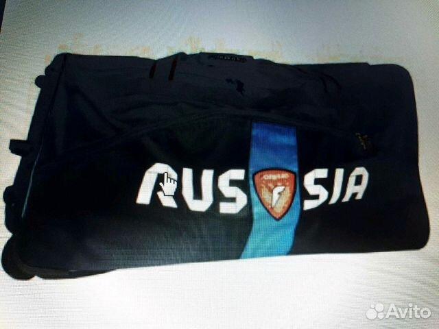 e76d492a0b64 Спортивная сумка на колесах Forward | Festima.Ru - Мониторинг объявлений