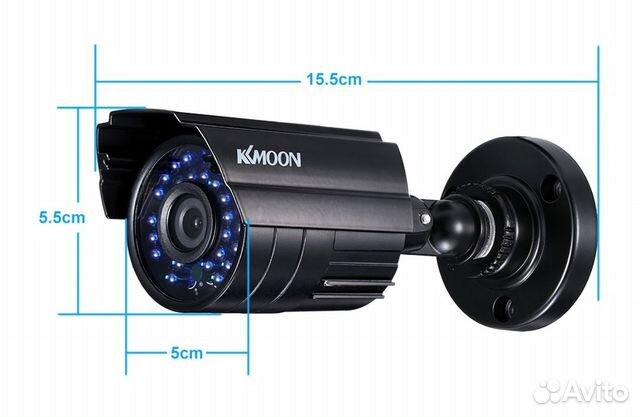 Комплект видеонаблюдения 89086671777 купить 1