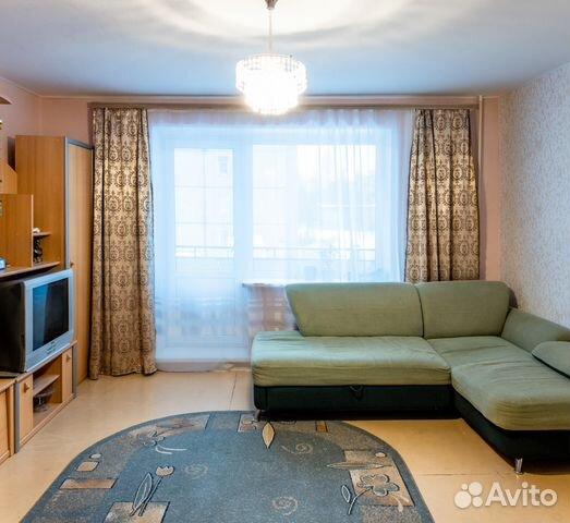 Продается четырехкомнатная квартира за 2 999 999 рублей. Петрозаводск, Республика Карелия, Сегежская улица, 21.