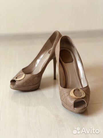 116d64e51 Туфли Dior оригинал купить в Москве на Avito — Объявления на сайте Авито