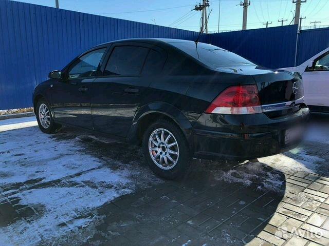 Opel Astra, 2008 купить 1