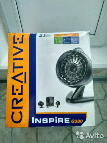 CREATIVE INSPIRE G380 DRIVERS DOWNLOAD (2019)