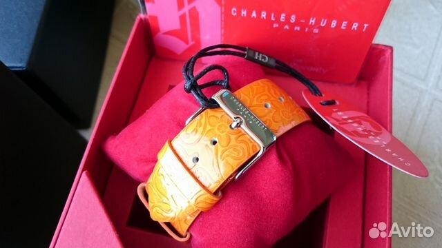 Женские часы Charles Hubert 6842-OR 89525003388 купить 5
