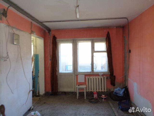 Продается однокомнатная квартира за 1 800 000 рублей. г Иркутск, мкр Юбилейный, д 1.