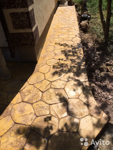 Декоративный бетон севастополь керамзитобетон в бане